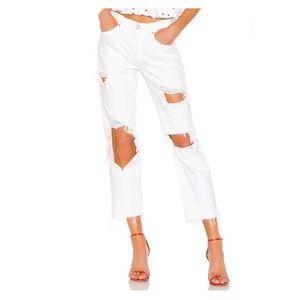 Grlfriend Helena White Jeans